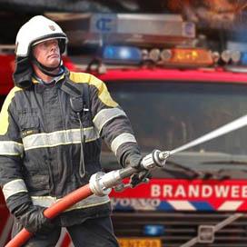 Brand bij bakkerij Korsten in Weert