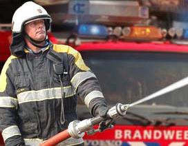 Bakkerij Klootwijk uit Capelle aan den IJssel getroffen door brand