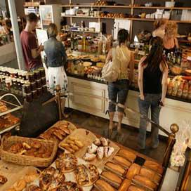 Minder huishoudens kopen bij bakker