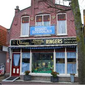 Onderscheiding voor roergangers bakkerijmuseum