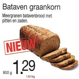 Brood té goedkoop