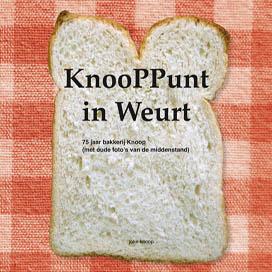 Jubilerende bakker Knoop geeft boek uit