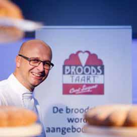 Broodstaart Carl Siegert wint innovatieprijs
