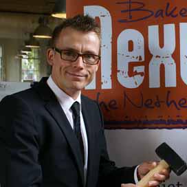 Martijn Meijer jureert voor Bakker met Ster