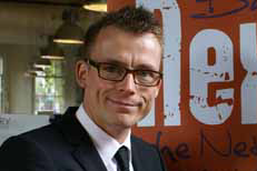 Martijn Meijer nieuwe voorzitter Bakery Nexus