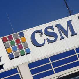 Meer winst en omzet voor CSM
