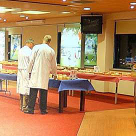 De BakkersVakWedstrijden op14 november