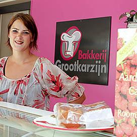 Bakkerij Grootkarzijn steunt Blue Ribbon