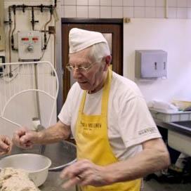 Amsterdam Speld voor bakker Wim Hartog