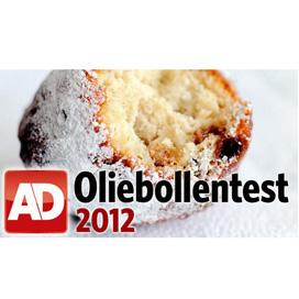 Bakkerij Olink wint AD Oliebollentest 2012
