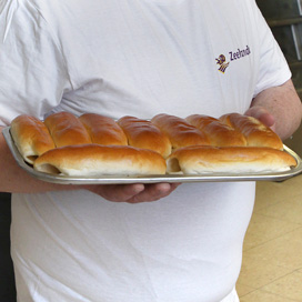 Strijd om Lekkerste Brabantse Worstenbroodje in volle gang