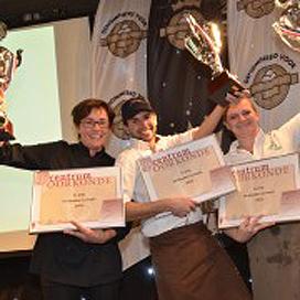 Kay Lommen wint Gouden Ijscreatie met Sweet Kkis