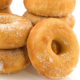 CSM-donuts met minder vet