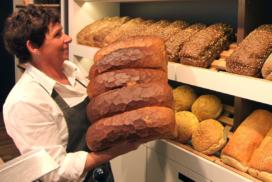 Minder kassa-aanslagen bij bakkers