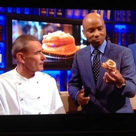 Zwolse cronut in RTL Late Night