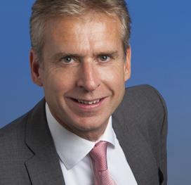 Derk de Vries directeur SSZ Benelux