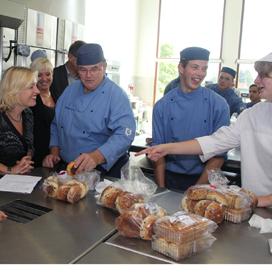 Minister Jet Bussemaker bezoekt het Graafschap College