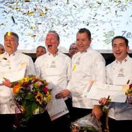 Nederland telt vier Meesters Boulanger