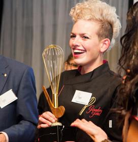 Rosanne Buitenhuis wint Gouden Gard