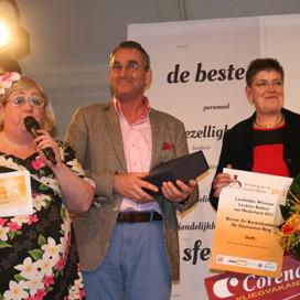 Opnieuw de Leukste bakker van Nederland