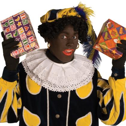 Zwarte Piet niet in de ban