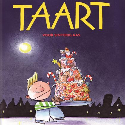 Recordaantal boeken 'Taart voor Sinterklaas