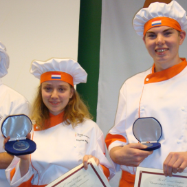 Geen prijzen voor Nederland op jeugd EK Boulangerie