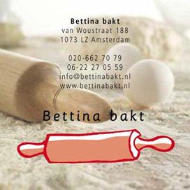 Banketbakkerij Bettina bakt in Puberruil Xtra