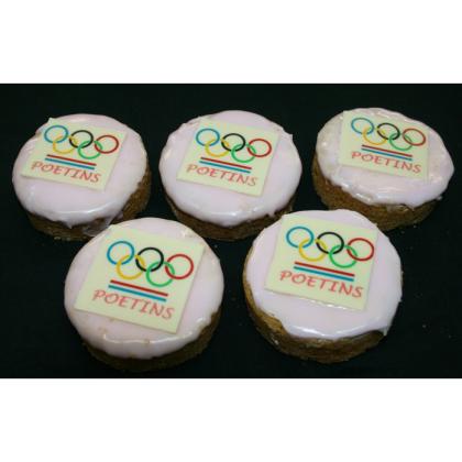 Klaes Hoekstra maakt statement met Olympische producten