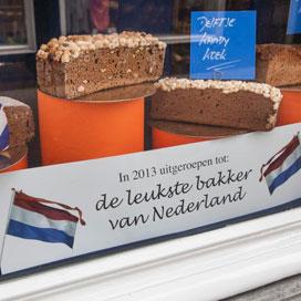Dauphine partner in Leukste Bakker