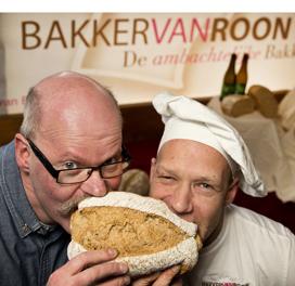 Bierbrood succes bij bakker Van Roon