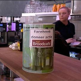 Crowd-funding om Broodcafé Almere te behouden