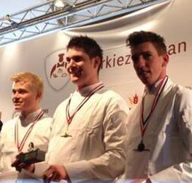 Bakkersvak: Boudewijn Nijmeijer wint Dutch Pastry Award 2014