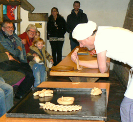 Nederlands Bakkerijmuseum in teken van Lentekoeken