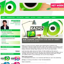 Radio10 trakteert elke dag op taart