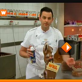 Chocolatier promoot vak in Vandaag de Dag