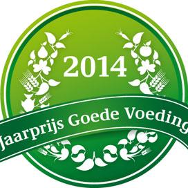 Inschrijving Jaarprijs Goede Voeding geopend
