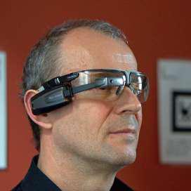 Hightech bril helpt Belgische Biobakker