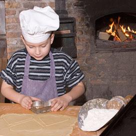 Bakkerijmuseum faciliteert bakken Moederdagharten