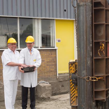 Zeelandia slaat eerste paal voor uitbreiding Spijs Carlo-fabriek