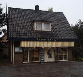 Bakkerij Breden getroffen door brand