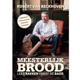 Robèrt van Beckhoven komt met broodboek