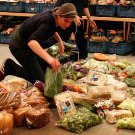 Voedselbanken steeds belangrijker