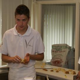 Jeugdteam Boulangerie maakt veel trainingsuren