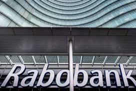 Grote storing treft Rabobank