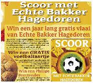 Hagedoren pakt groots uit met WK