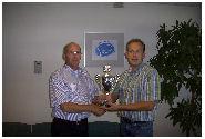 Scholing winnaar wisseltrofee