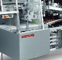 König over nieuwe stressfree lijn