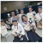 Winnaars VMBO Kampioenendag van Francois Vatelschool