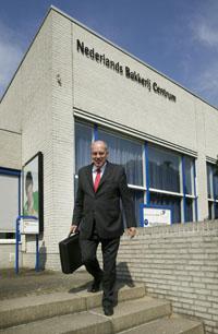 Hans Koster weg bij Nederlands Bakkerij Centrum